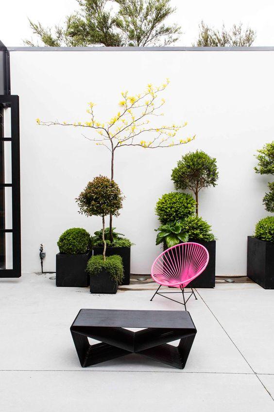 Terrazas y patios modernos 26 ideas que debes ver cuanto antes for Patios minimalistas modernos