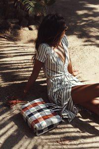 Vestidos cruzados - Una propuesta favorecedora