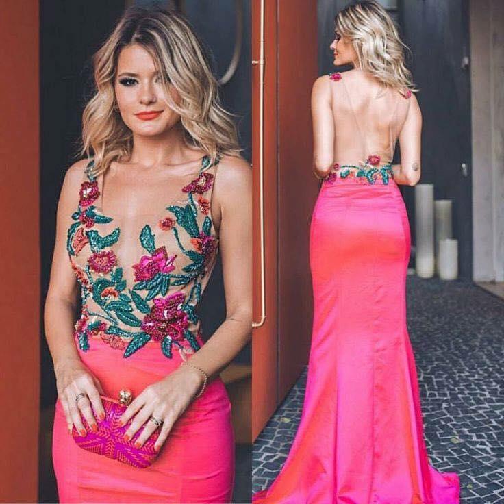 vestidos-gala-2017 (24) | Decoracion de interiores Fachadas para ...