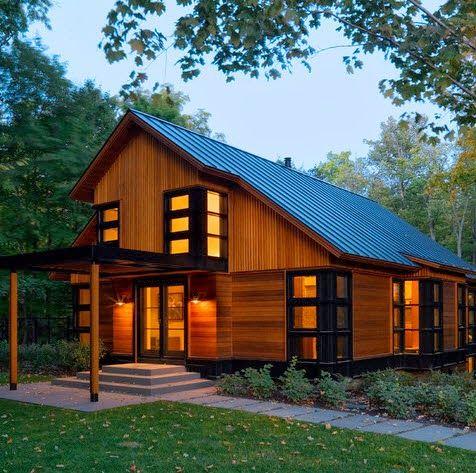 12 ideas de casas de campo peque as 15 decoracion de interiores fachadas para casas como - Ideas casas de campo ...
