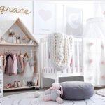 17 Diseños para decorar el Cuarto de tu Hija, cuando es Bebe