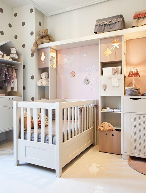 17 dise os para decorar el cuarto de tu hija cuando es for Disenos para decorar tu cuarto