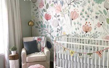 16 Diseños para decorar el Cuarto de tu Hija, cuando es Bebe