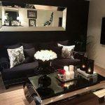 Ideas para decorar la habitación de las Salas, con color Negro