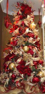 + de 40 maneras de decorar un pino navideño