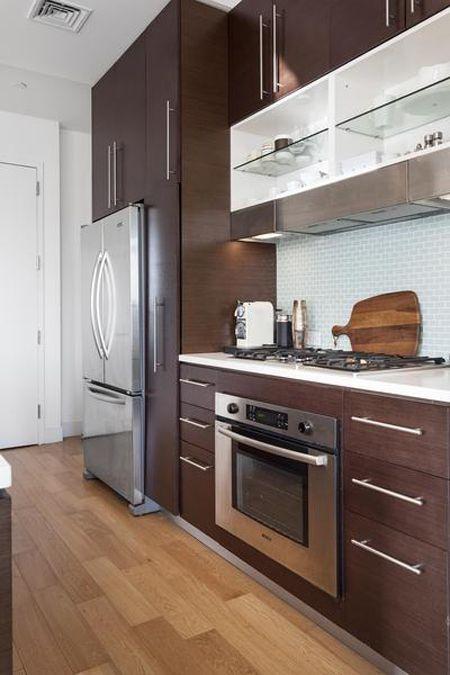 50 disenos cocinas te inspiraran remodelar la tuya 27 Cocinas pisos pequenos