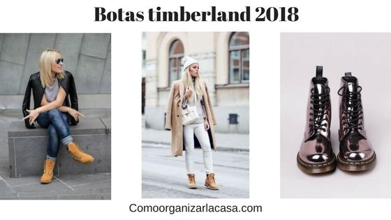 Botas timberland 2019