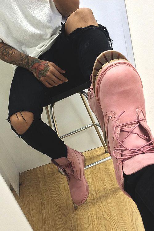 Como combinar zapatos timberland hombre (1)