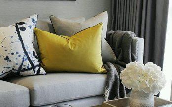 Decoración en tonos mostaza…¡¡17 hermosas Opciones para Decorar tu Sala con color Mostaza!!