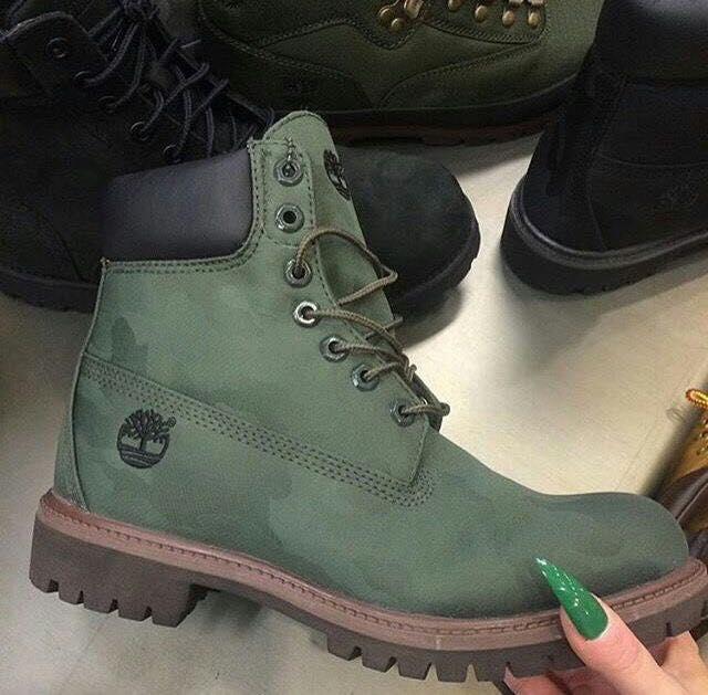 Vueltas y vueltas Crítica navegador  botas timberland color verde - Tienda Online de Zapatos, Ropa y  Complementos de marca