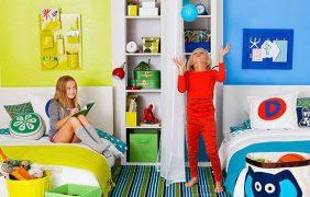 Dormitorio Compartido para Niño y Niña… ¡16 Ideas Fantásticas!