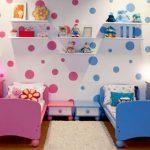Dormitorio Compartido para Niño y Niña