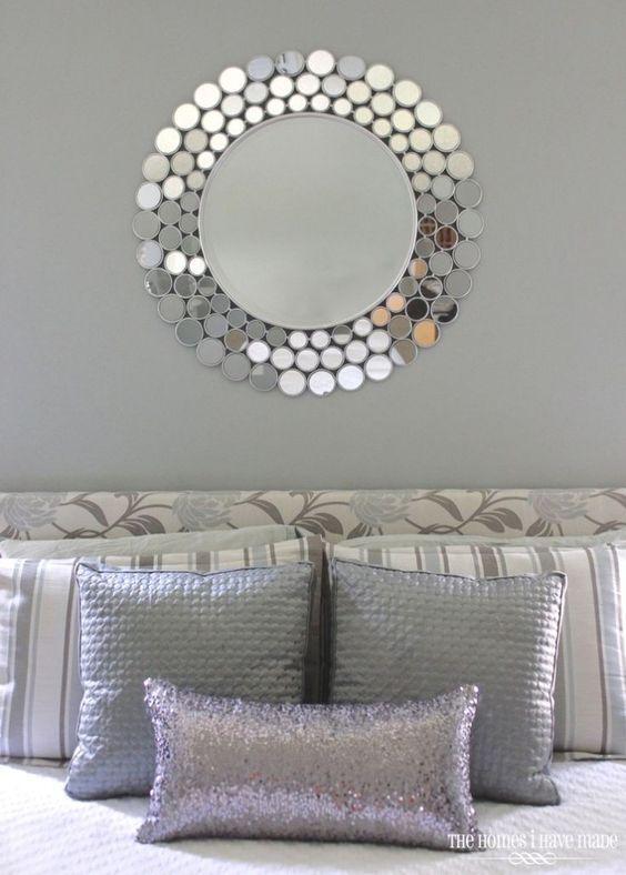 Espejos decorativos para sala y comedor for Espejos decorativos modernos