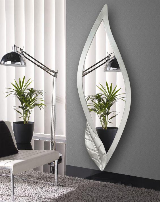 Espejos decorativos para sala y comedor como organizar for Espejos decorativos para pasillos