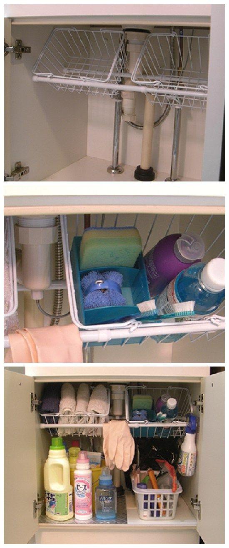 Ideas para organizar tu cocina decoracion de - Ideas para organizar la casa ...