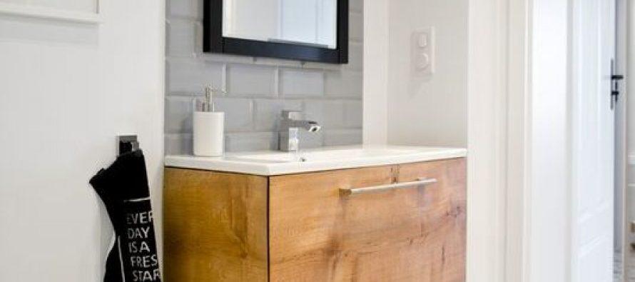 Lavabos para baños con mueble empotrado – sin patas