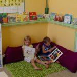 Rincones de Lectura para los Pequeños, en el Hogar