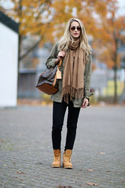 Timberland mujer look (1)