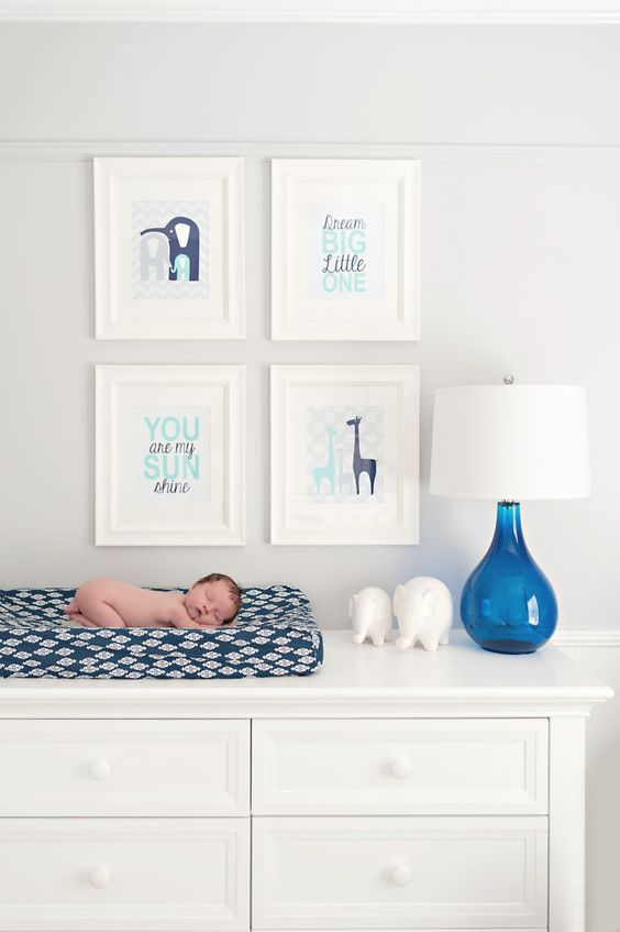 Habitaciones para Bebes Decoracion de interiores Fachadas para