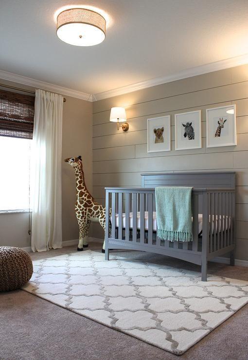 Claves en la decoración de una habitación para bebé