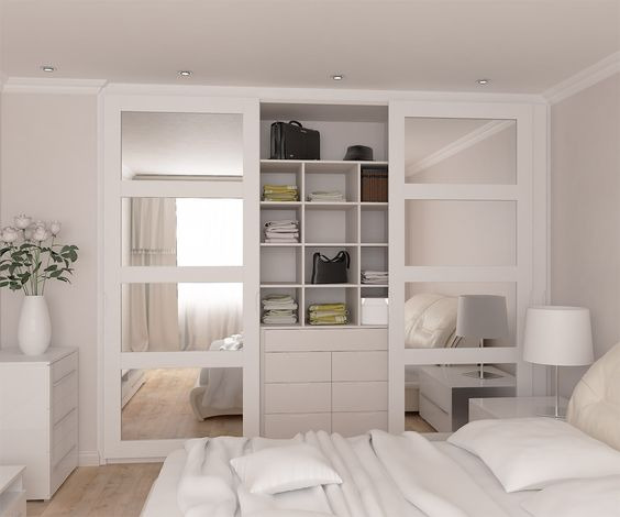 Kerala Bedroom Cupboard Designs Danish Interior Design Bedroom Bedroom Armoire Canada Bedroom Paint Ideas Asian Paints: Closets-puertas-espejo (21)