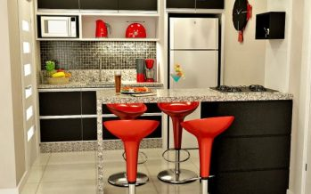 ¡8 Hermosos Diseños de Cocinas modernas, en Linea Horizontal, ideal para Casas Pequeñas!