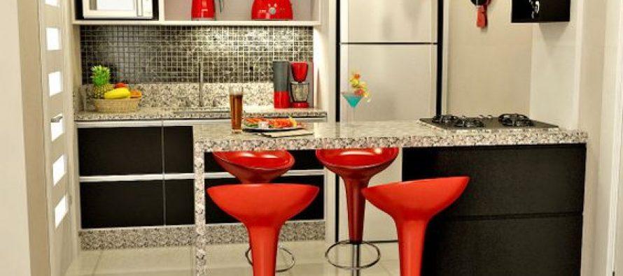 8 hermosos dise os de cocinas modernas en linea for Disenos de cocinas para casas pequenas