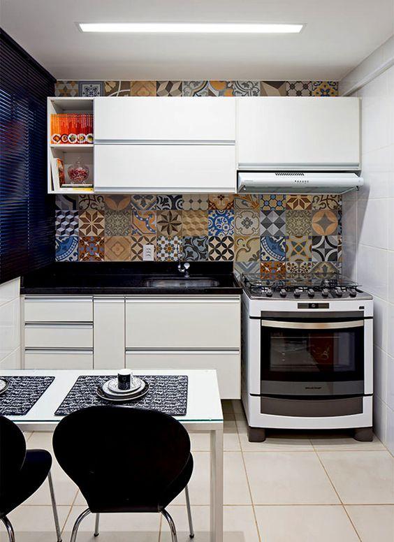 uce una Cocina Hermosa y Funcional, aún cuando el Espacio de Tu hogar es Pequeño