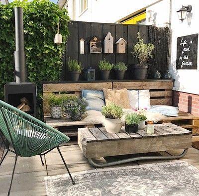 Como Decorar Terrazas Modernas 2019 Como Organizar La Casa