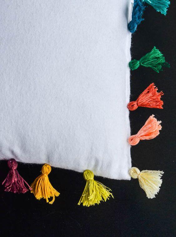 Como hacer cojines decorativos