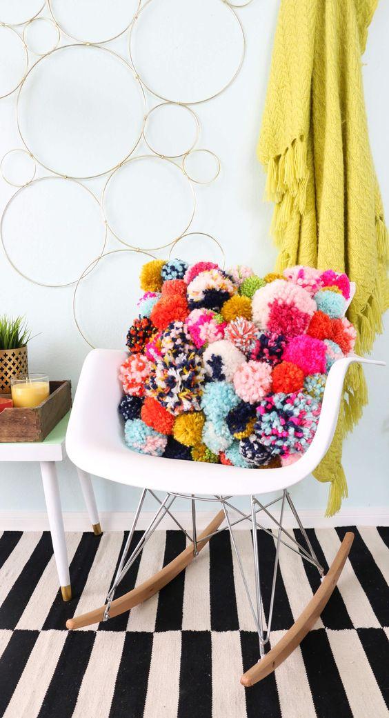 Como hacer cojines decorativos 8 como organizar la - Como hacer lazos decorativos ...