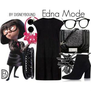 Como hacer un disfraz de Edna Mode para halloween