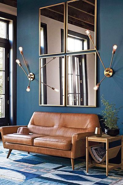 Mirrors for modern rooms 2018
