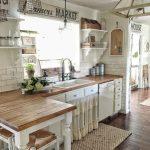 Decoración de cocinas estilo campestre