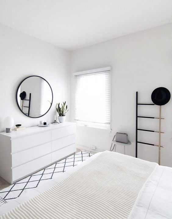 Decoración de interiores estilo minimalista