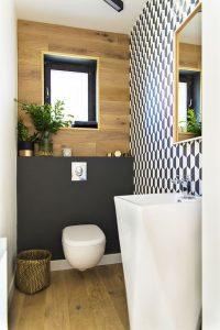 Decoración de toilets pequeños