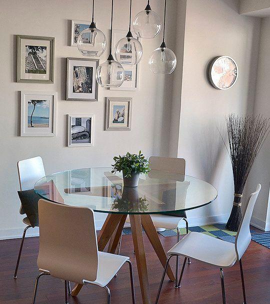 Disenos mesas comedores modernos 13 decoracion de for Diseno comedores modernos