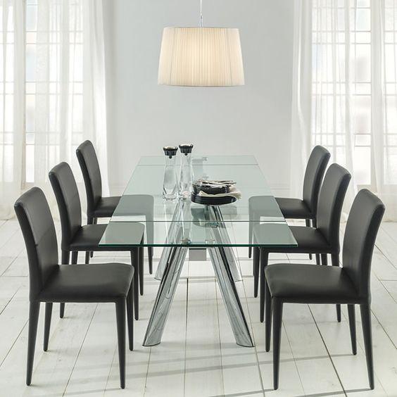 Disenos mesas comedores modernos 27 decoracion de for Comedores modernos 2017