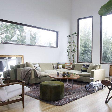 Disenos modernos salas esquineras 16 decoracion de for Disenos de salas