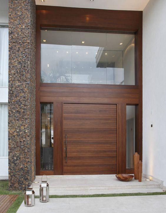disenos puertas frente casa 13 decoracion de