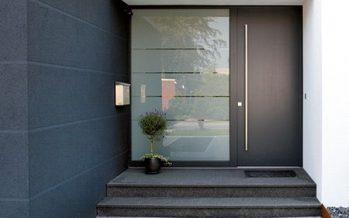 Diseños de puertas para el frente de tu casa