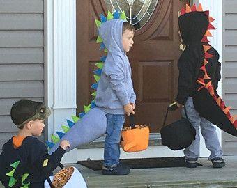 Disfraces de familia de dinosaurios para halloween
