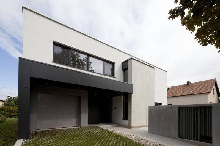 Fachadas para casas 2017 2018 decoracion de interiores for Fachadas de casas modernas con zaguan