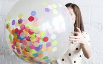 Globos transparentes ideales para un momento especial