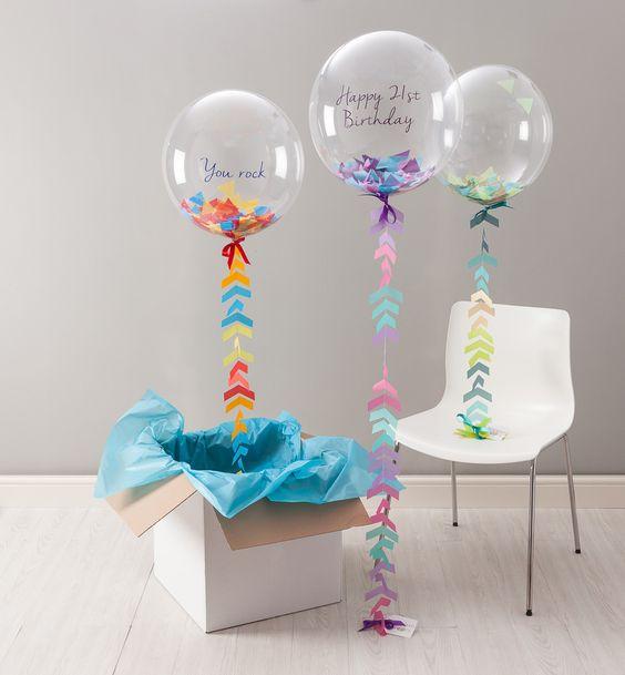 globos transparentes ideales momento especial 6 - Globos Transparentes