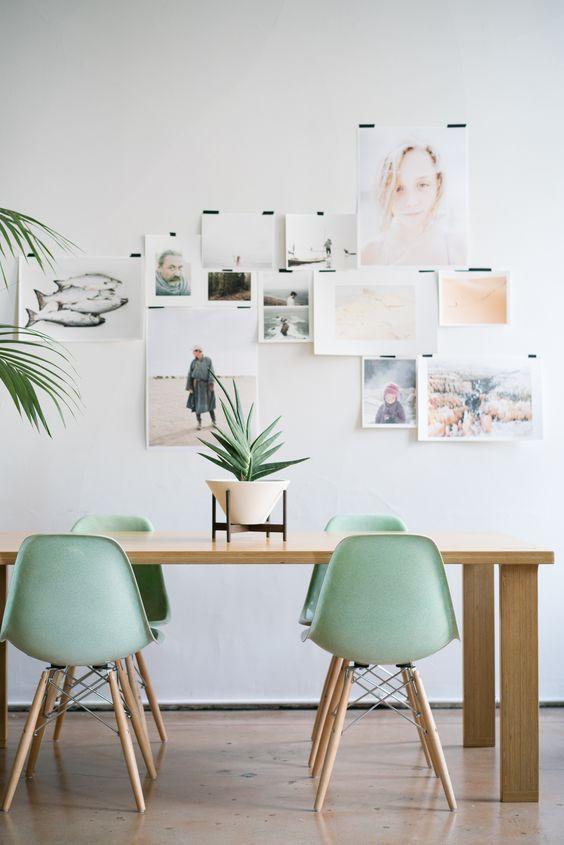 Ideas para decorar un comedor con plantas