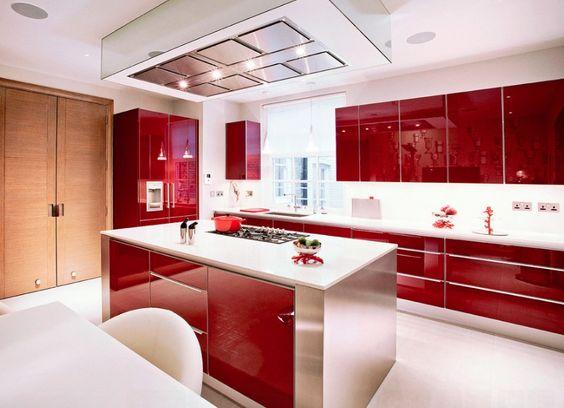 Ideas Decorar Interior Casa Color Rojo 27 - Decoracion-interior-casas