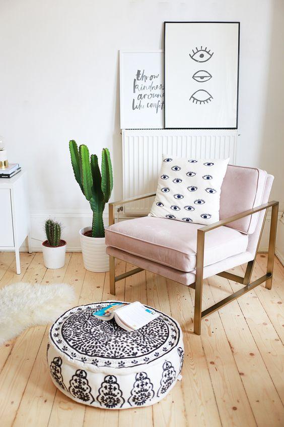 Ideas para decorar interiores con cactus for Ideas para decorar interiores de casas
