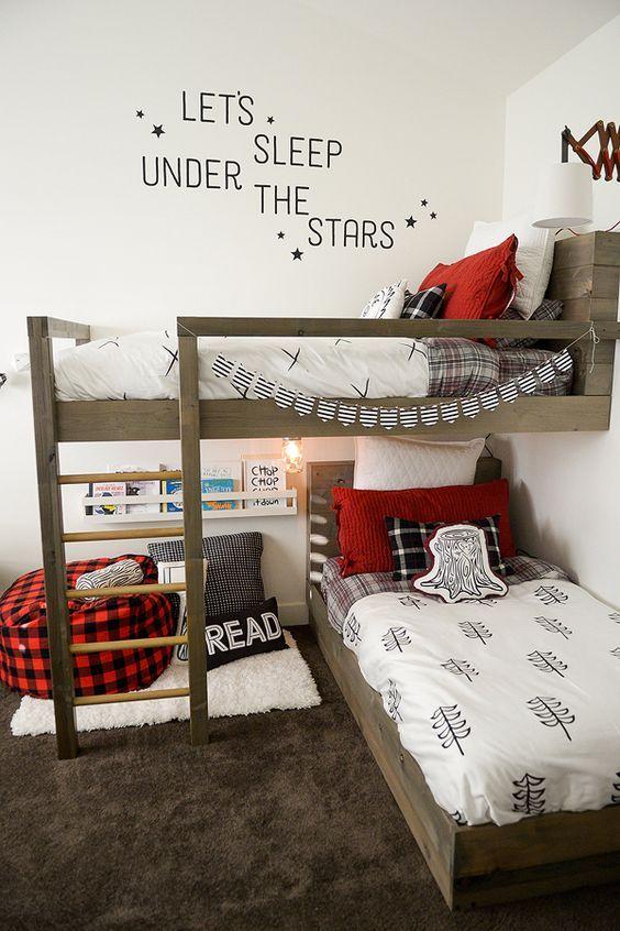 Ideas decorar una habitacion infantil pequena 1 - Organizar habitacion infantil ...