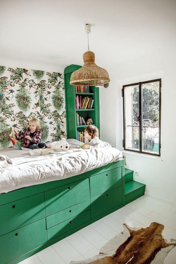 Ideas decorar una habitacion infantil pequena 11 for Ideas para decorar habitacion infantil